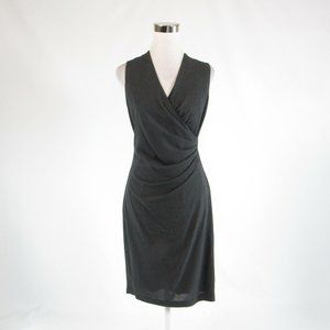 Gray LAUREN RALPH LAUREN sheath 4 NWT $139.00
